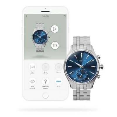 iDEA Communication has partnered with Kronaby for a fresh app update & product launch. Kronaby is a contemporary connected watch brand from Sweden.